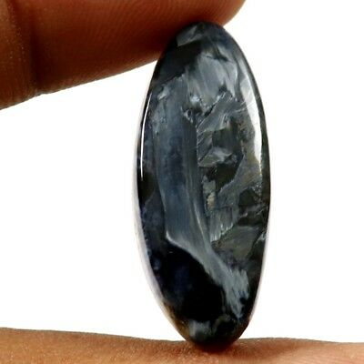 16.20 cts 100% Natural Genuine Designer Pietersite Gemstone Oval Loose Cabochon