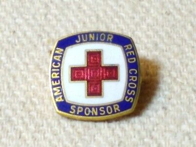 1942, Junior Red Cross pin of the American Red Cross
