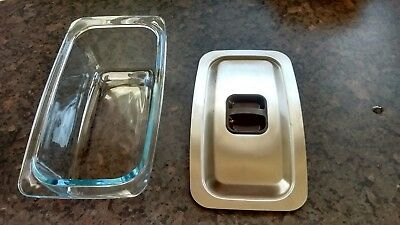 Original Hostess Trolley Dish And Lid,Excellent Condition
