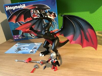 Playmobil 4838 Riesendrache mit Feuer LED in OVP + Anleitung