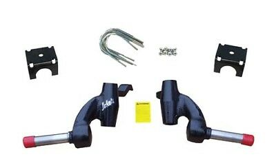 """Jakes 3"""" spindle lift kit for an EZGO TXT petrol golf buggy cart"""