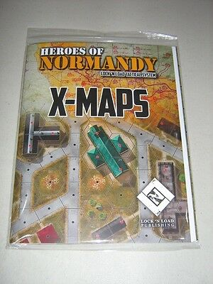 Heroes of Normandy X-Maps (New)