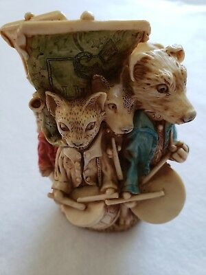"""Harmony Kingdom """"Lord of the Aisles"""" made in England 2001"""