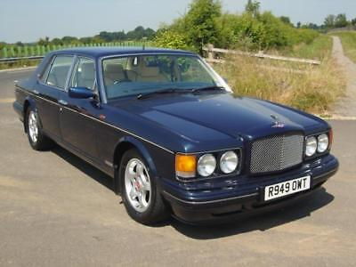 1997 Bentley Turbo RT LWB Limited Edition