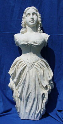 Nautical Jenny Lind Figurehead  U-Paint Crafts! Home Decor