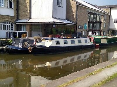 Incredible, Unique Wood Narrowboat 'Friday' - Last Chance To Buy At £32,000 Ono