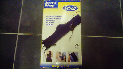 Scholl Sports Heated Wrap