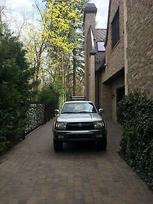 2002 Toyota 4Runner SR5 Upgraded 2002 Toyota 4Runner SR5