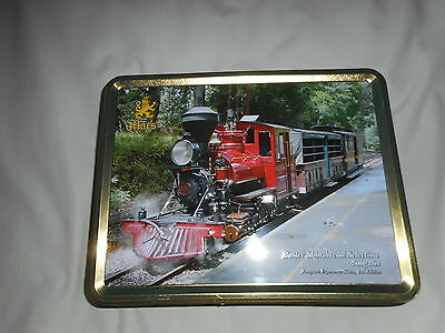 Mac's Butter Shortbread Biscuit Tin  '' FOOTPLATE EXPERIENCE ''