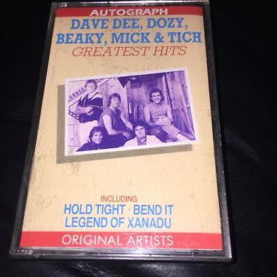 dave dee dozy beaky mick tich greatest hits CASSETTE TAPE ALBUM