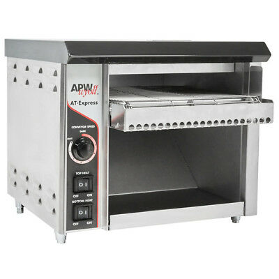 "APW Wyott AT Express Conveyor Toaster with 1 1/2"" Opening (ATEXPRESS) - 120V"