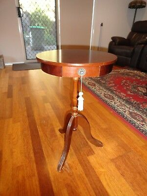 Side Table Antique Repo