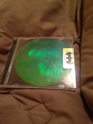 Batman Skydisc Saga Of The Dark Knight Skybox 1994 Hologram Promo CD 8962/10,000