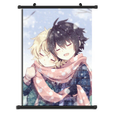 6116 Owari no Seraph Seraph Of The End Decor Poster Wall Scroll cosplay
