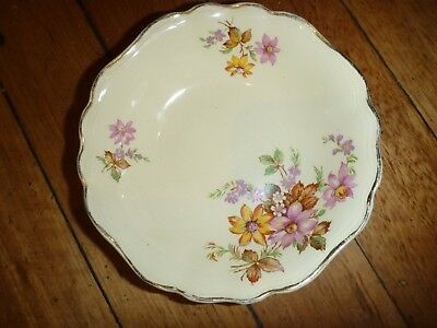 Antique Sunshine J&G Meakin England made small bowl