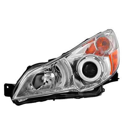 Fit Subaru 10-14 Legacy Outback Replacement Headlight Driver / Left Side Lamp