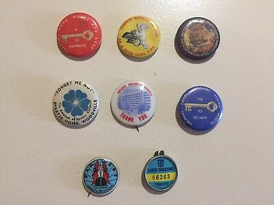 30 collectable Badges Pins Various Cause I.O.O.F Red Cross Legacy Australia