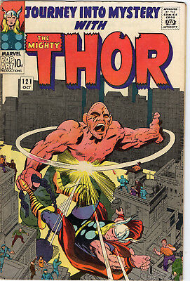 Journey into Mystery Thor 121 Oct 1965 33% off POST FREE