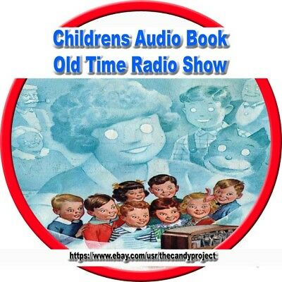 Childrens Old Time Radio Shows  Audio books 672 MP3 DVD Gasoline Alley