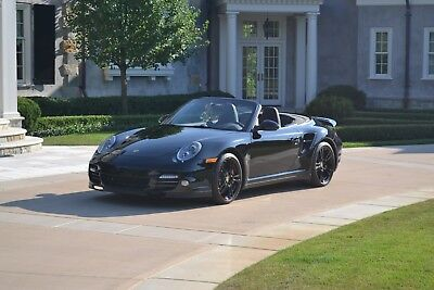 2013 Porsche 911  2013 Porsche 911 Turbo S Cabriolet (997.2) 10K miles Mint Condition