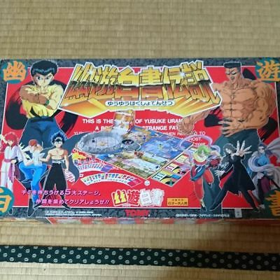 Yu Yu Hakusho Board Game Rare