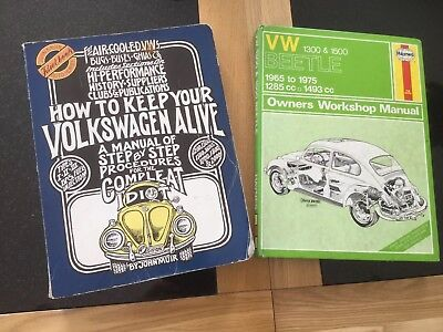 how to keep your volkswagen alive pdf free