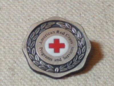 """2003, Programs and Services, """"Picnic"""" pin of the American Red Cross"""