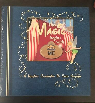 Disney The Magicbegins With Me 50th Anniversary