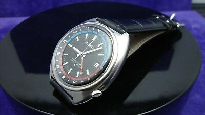 Vintage Seiko 6117 6419 Navigator Gmt Very Rare June 1973 N5