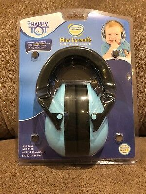 My Happy Tot Hearing Protection Earmuffs Noise Canceling for Children Infants