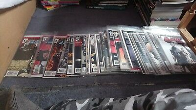 Punisher Marvel Knights Complete - 37 Issues