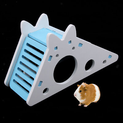 Hamster Cage Exercise Mouse Swing Totoro Squirrel Guinea Pig Ladder Toy