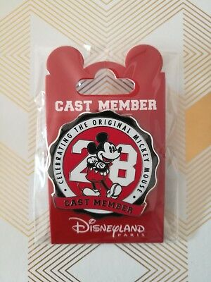 Pin Édition Cast Member DLP *Exclusive* Mickey 90