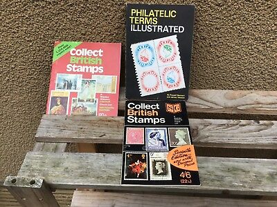 Stamp Collectors Books