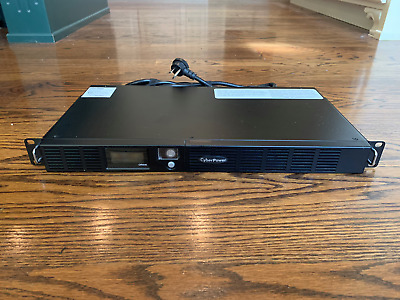CyberPower UPS Rack Mount Server Backup OR700 or500lcdrm1u