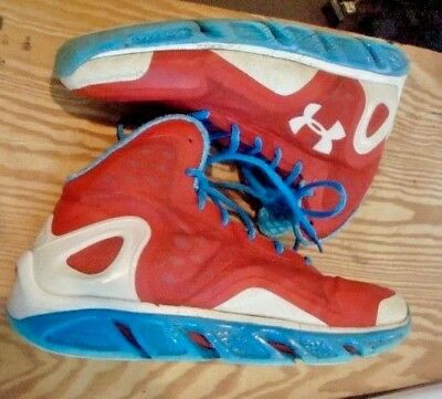 reputable site 1e69c 50f4b Under Armour, Men 11, Ua  spine  Bionic Basketball Shoes, Sneakers,