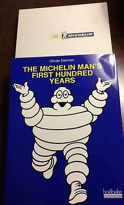 Rare Recalled Edition The Michelin Man's First 100 Years By Olivier Darmon