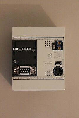mitsubishi fx3s-20m PLC 24V with rs232 Adapter