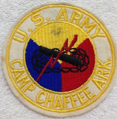 Armored Forces  Camp Chaffee