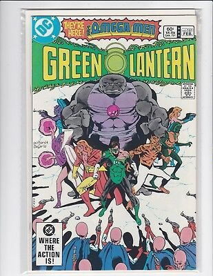 Green Lantern vol.2 #161 - Omega Man - Very Fine/Near Mint