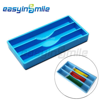 1PC EASYINSMILE Dental Instrument Cabinet Trays (AUTOCLAVABLE) Micro Brushes Box