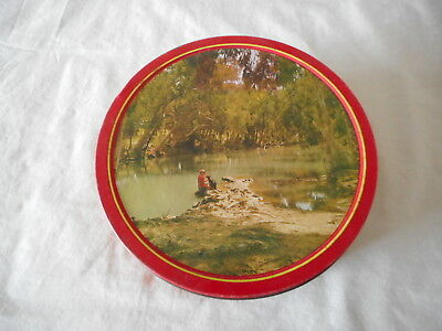 "Arnott's Classic Biscuit Assortment Tin ""By the River """