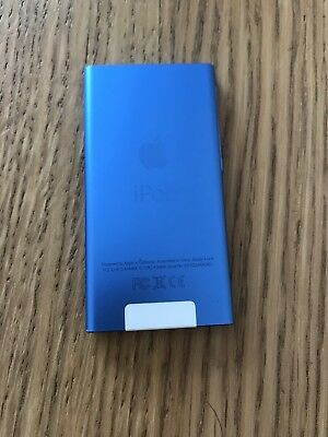 Apple iPod nano 7th Generation (Late 2012) Blue (16GB)