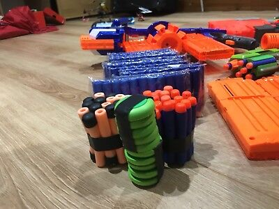 Huge nerf gun bundle ( read description )