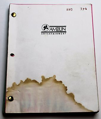 How to Make an American Quilt * 1995 Movie Script * Winona Ryder, Bride to be