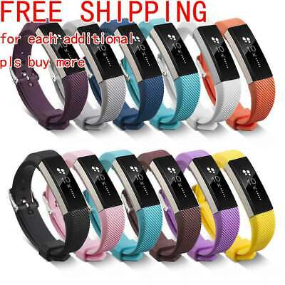 Silicone Replacement Wristband Watch Band Strap For Fitbit Alta / Fitbit HR Hi-Q