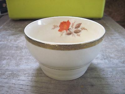 "Triumph Bowl - American Limoges -Sebring, Ohio..4 3/4"" x 3"" tall..Good Cond."