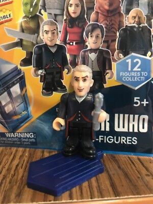 BBC DOCTOR WHO MICRO FIGURES SERIES 4 12th Twelfth Doctor Regular Costume