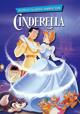 Cinderella (1950) (DVD) NEW/SEALED