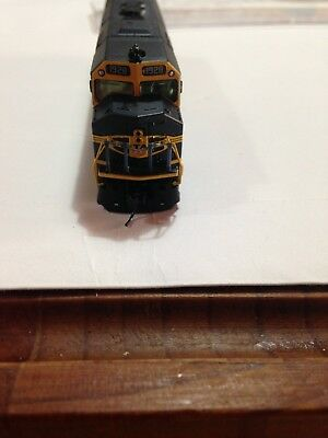 athearn santa fe N scale DCC and Sound excellent condition